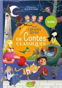 Couv Grand livre de contes classiques