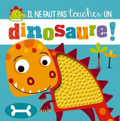 Il ne faut pas toucher un dinosaure