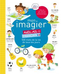 Mon imagier Anglais-Français