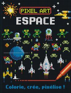 Couv Pixel Art Espace