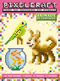 Couv Pixel Craft Animaux de compagnie