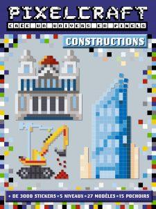 Couv Pixel Craft construction