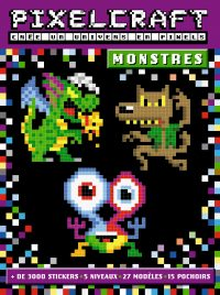 Couv Pixel Craft Monstre