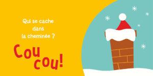 Page intérieure Coucou Noël