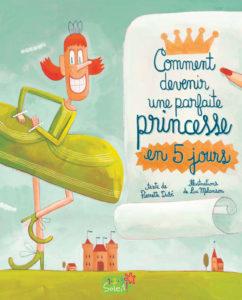 Couv Comment devenir une parfaite princesse