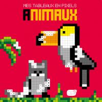 Mes tableaux en pixels - animaux