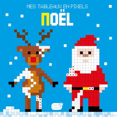 Mes tableaux en pixels - Noel