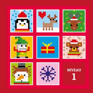 Page interieure Pixel Noël