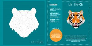 Intérieur Tableaux en stickers Zoo