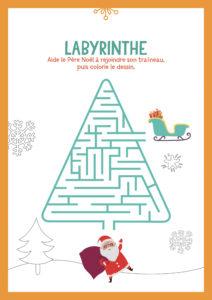 Livre Jeux et Activités de Noel
