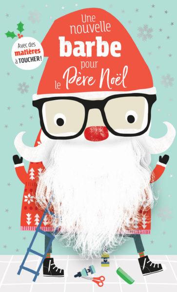 Une nouvelle barbe pour le Père Noël