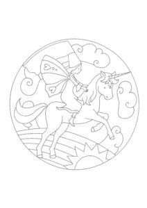 Mandalas_Fees-Licornes
