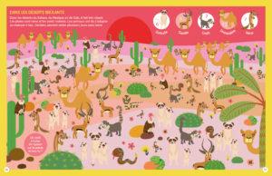 Cherche et trouve animaux sauvages