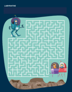 Presentation-labyrinthe