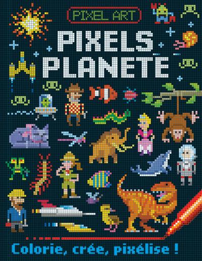 Couv Pixels planète