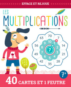 Coffret les multiplications
