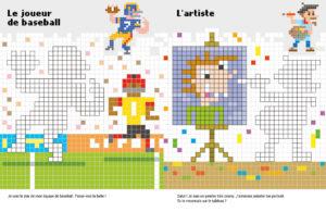 Pixel Page Héros