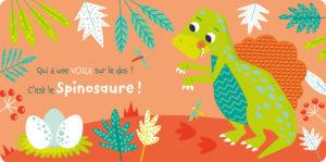 Page intérieures Dinosaures