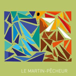 Stickers Martin-Pêcheur