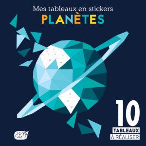 Couv Stickers Planètes