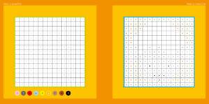 Dble page Pixel A la ferme