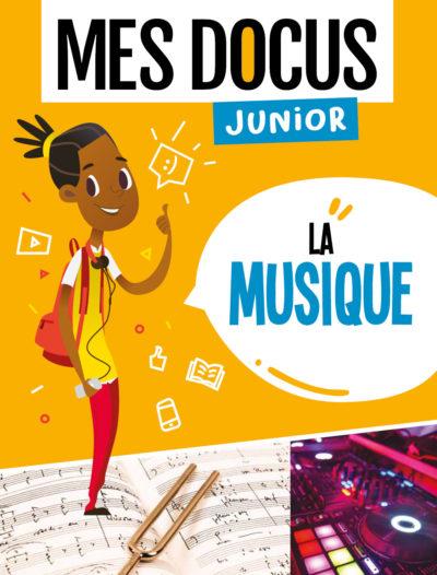 Mes docus junior - La musique