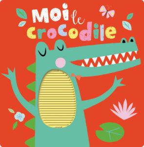 9782359904581 Moi le crocodile