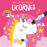 Mes Tableaux en peinture magique – Licornes