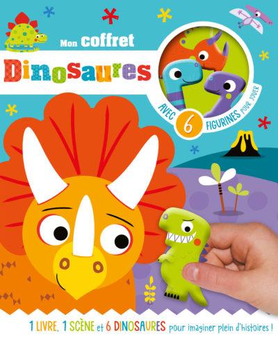 Coffret Les dinosaures