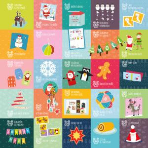 25 Activités de Noël