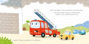 Fergus le pompier