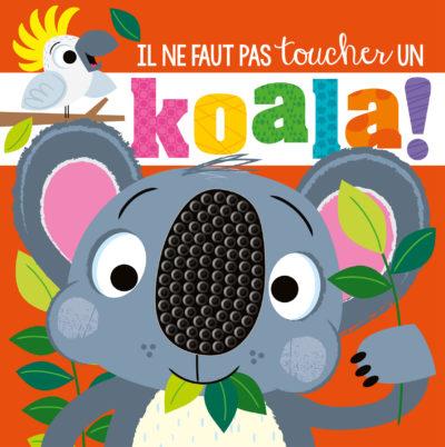 Il ne faut pas toucher un koala