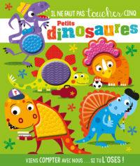 Il ne faut pas toucher cinq petits dinosaures