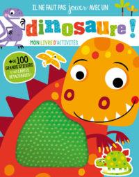 Il ne faut pas jouer avec un dinosaure…