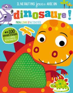 Il ne faut pas jouer avec un dinosaure