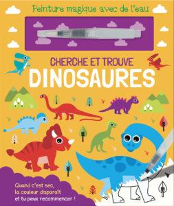 Cherche et trouve dinosaures