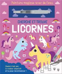 Cherche et trouve Licornes