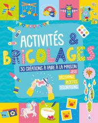 Mon livre d'activités et de bricolage