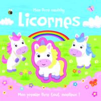 Mon livre squishy – licornes