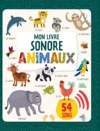 Mon livre sonore – animaux
