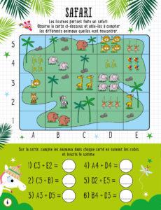 Maths mission licornes