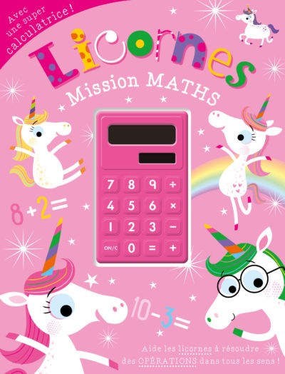 Maths mission licornes