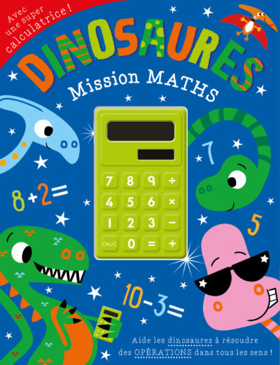 Maths mission dinos