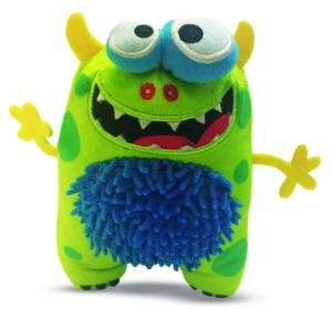 Mon coffret peluche – il ne faut pas toucher un monstre