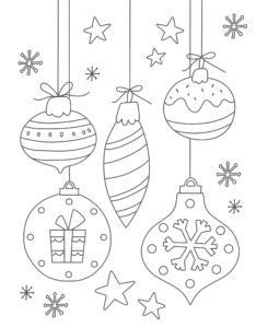 Mes coloriages tout doux - Noël