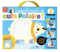 Mon coffret il ne faut pas toucher un ours polaire