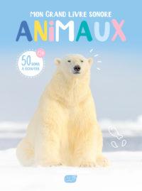Mon grand livre sonore – animaux