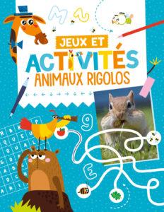 Jeux et activités - Animaux rigolos