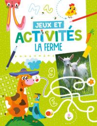 Jeux et activités - La ferme