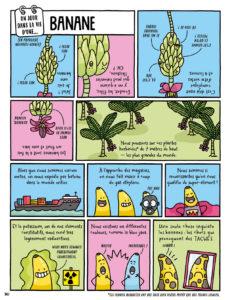 Un jour dans la vie d'un prout, d'un paresseux et d'une banane